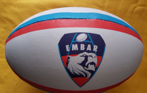 BALLON RUGBY EMBAR